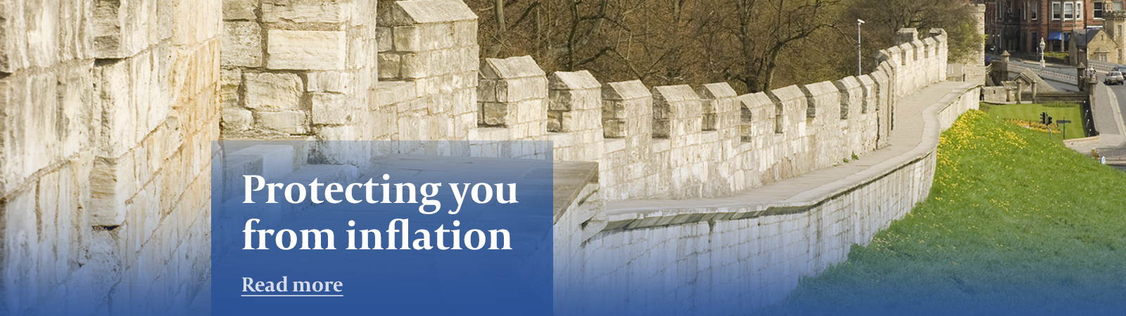 Inflation investment insights banner image