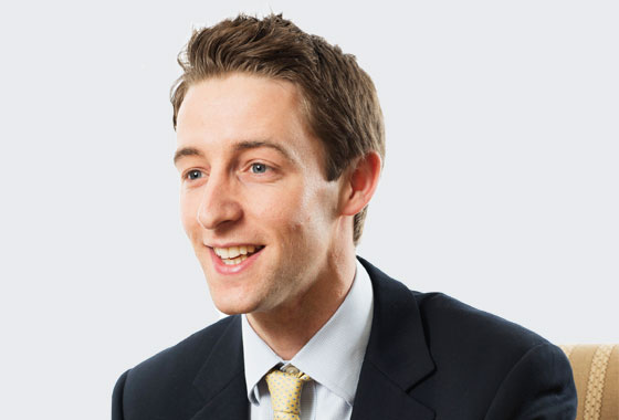 Ned Francis, Financial Planning Consultant, James Hambro & Co