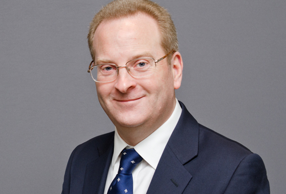 Andrew Rice, Head of Finance, James Hambro & Partners