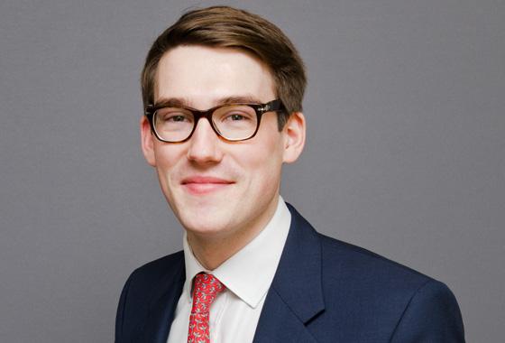Thom Allsup, Assistant Portfolio Manager, James Hambro & Partners