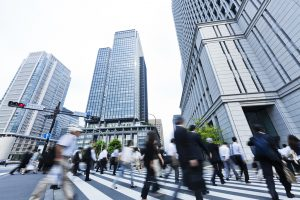 Invest in Japan - Tokyo central.