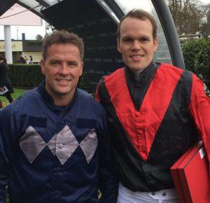 Michael Owen and Mark Richmond-Watson