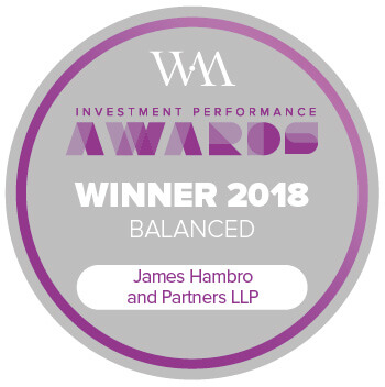 Wealth management award winner 2018