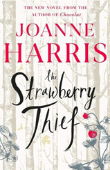 Cover of The Strawberry Thief book by author Joanne Harris